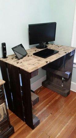 Стол для работы за компьютером своими руками